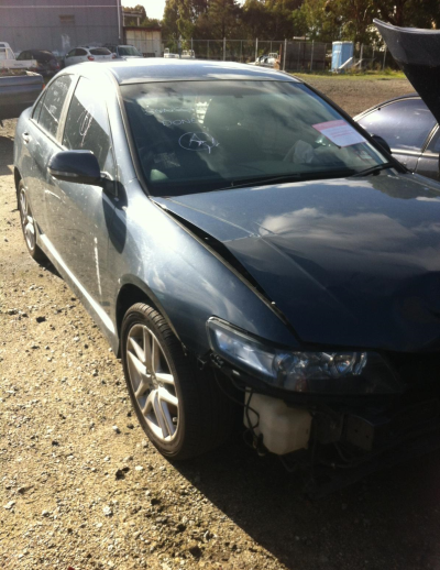 2006 HONDA ACCORD TRANSMISSION/GEARBOX