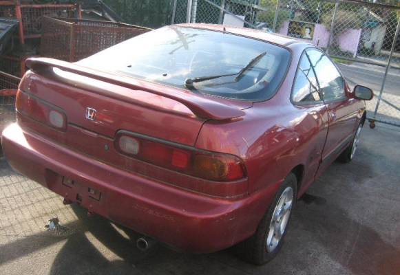 1994 HONDA INTEGRA 1.8L MULTI POINT F/INJ BONNET