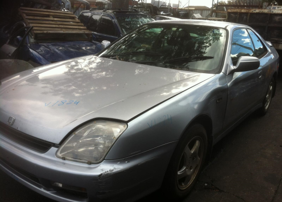 1997 HONDA PRELUDE 2.2L MULTI POINT F/INJ TRANSMISSION/GEARBOX