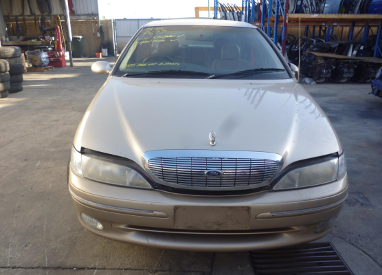 1998 FORD FAIRLANE NL 4 SP AUTOMATIC ENGINE LONG