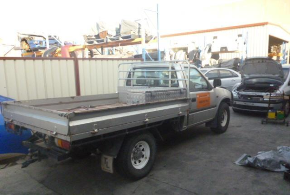 1997 HOLDEN RODEO TRANSMISSION/GEARBOX