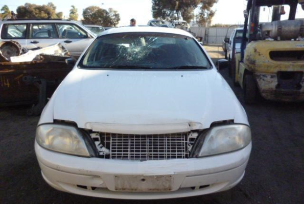 2001 FORD FALCON BOOT LID