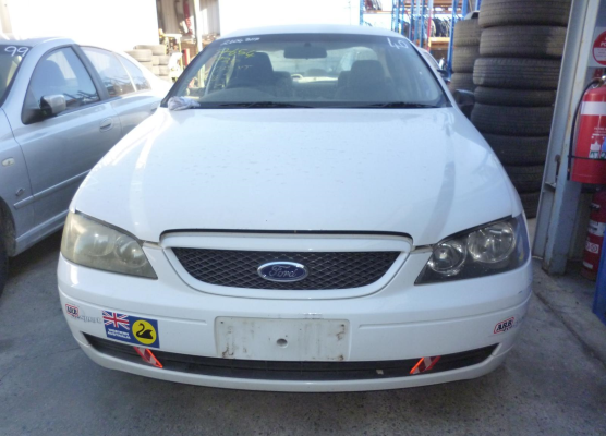 2003 FORD FALCON BA BOOT LID