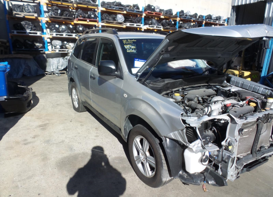 2010 SUBARU FORESTER MY10 ALTERNATOR