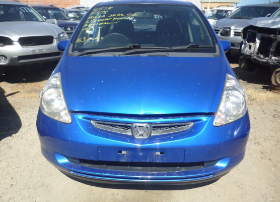 2004 HONDA JAZZ UPGRADE GRILLE