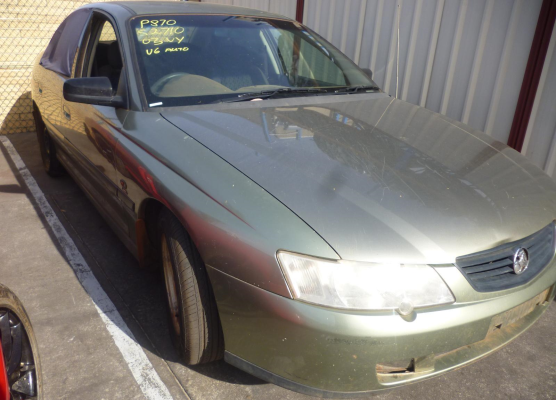 2003 HOLDEN COMMODORE VY ENGINE LONG