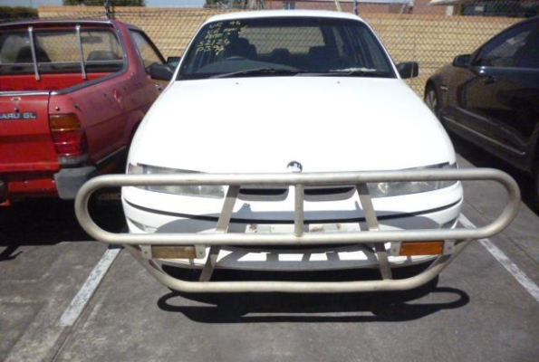 1995 HOLDEN COMMODORE TRANSMISSION/GEARBOX