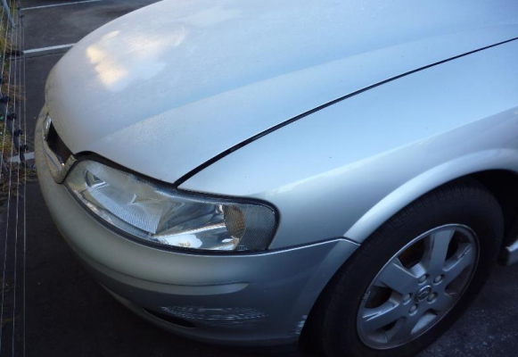 2001 HOLDEN VECTRA JSII BOOT LID