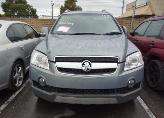 2009 HOLDEN CAPTIVA HEADLIGHT LEFT