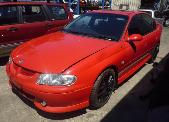 2002 HOLDEN COMMODORE VY ENGINE LONG