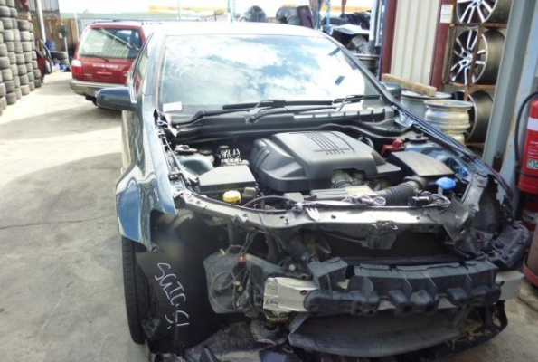 2008 HOLDEN COMMODORE VE TRANSMISSION/GEARBOX