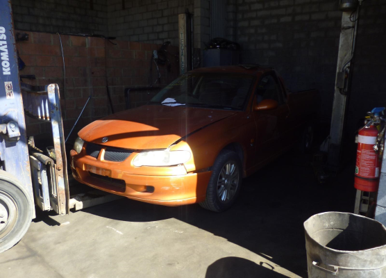 2001 HOLDEN COMMODORE VX TRAILING ARM RR