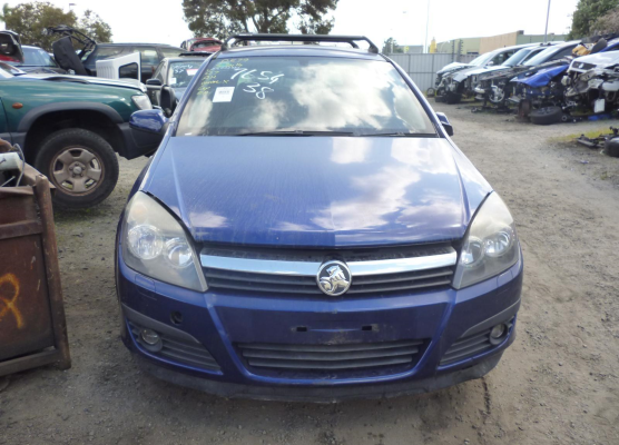 2007 HOLDEN ASTRA AH TWIN TOP 2.2L MULTI POINT F/INJ CONTROL ARM LOWER LF