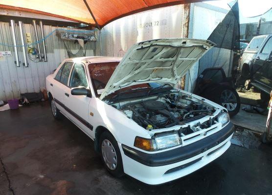 1995 MAZDA 323 ENGINE LONG