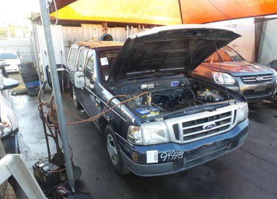 2004 FORD COURIER PG GUARD LF