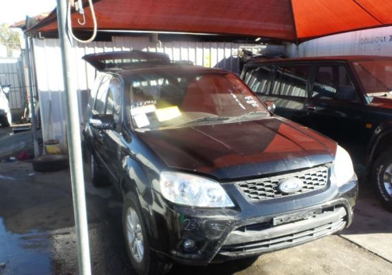 2010 FORD ESCAPE ZD 4 SP AUTOMATIC 2.3L MULTI POINT F/INJ ENGINE LONG