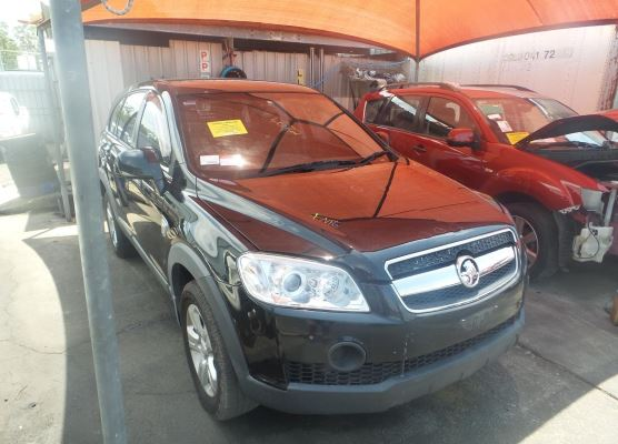 2009 HOLDEN CAPTIVA GUARD RF