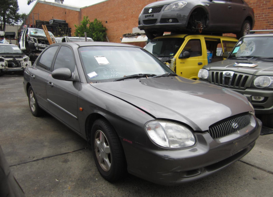 1998 HYUNDAI SONATA EF ENGINE LONG