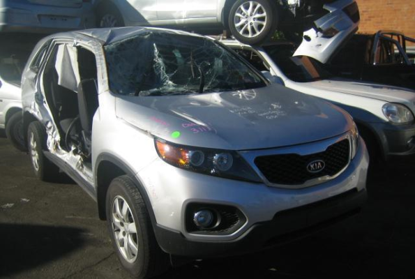 2011 KIA SORENTO ENGINE LONG