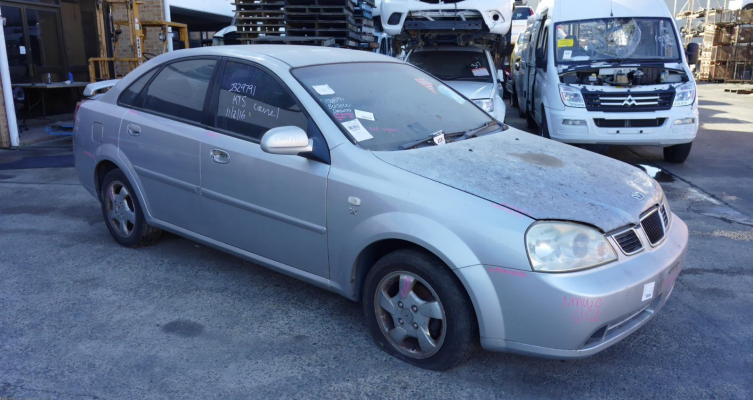 2003 DAEWOO LACETTI J200 LIMITED 4 SP AUTOMATIC 1.8L MULTI POINT F/INJ STEERING WHEEL
