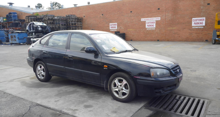 2004 HYUNDAI ELANTRA XD 2.0L MULTI POINT F/INJ TRANSMISSION/GEARBOX