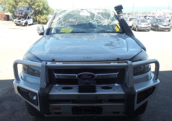 2009 FORD RANGER TRANSMISSION/GEARBOX
