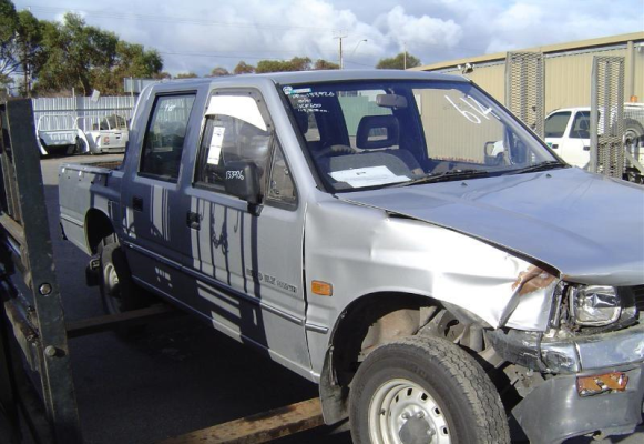1991 HOLDEN RODEO TFG1 TRANSMISSION/GEARBOX