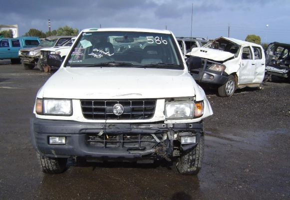 1999 HOLDEN FRONTERA MX TRANSMISSION/GEARBOX