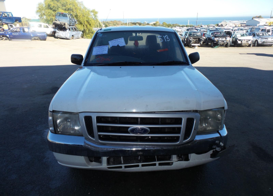 2004 FORD COURIER PG TRANSMISSION/GEARBOX
