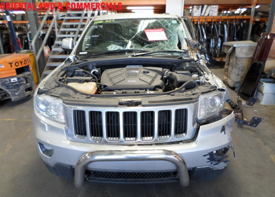 2011 JEEP GRAND CHEROKEE WK 5 SP AUTOMATIC BONNET