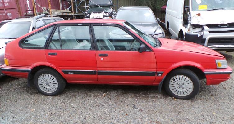 1988 TOYOTA COROLLA AE82 SEAT RF