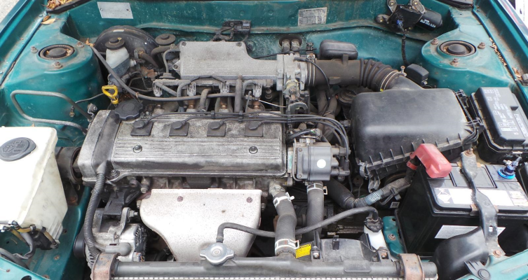 2000 TOYOTA COROLLA WIPER MOTOR FRONT