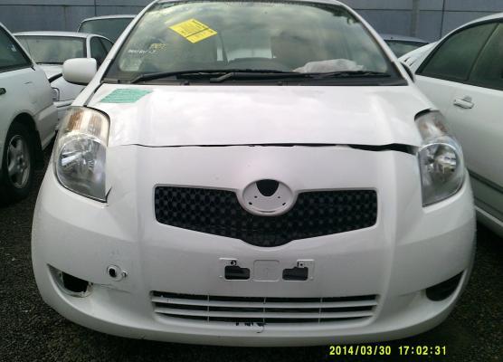 2008 TOYOTA YARIS SEAT BELT RF
