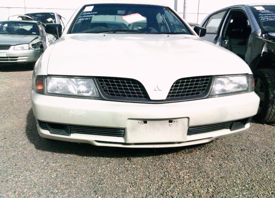 2002 MITSUBISHI MAGNA TJ DRIVESHAFT LF