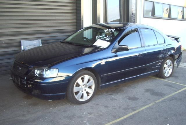 2003 FORD FALCON BA ENGINE LONG
