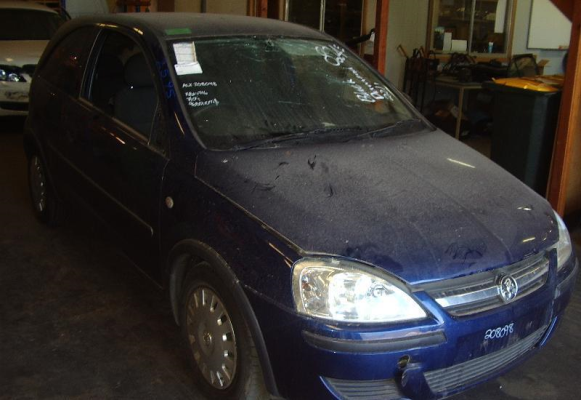 2004 HOLDEN BARINA PARCEL SHELF REAR