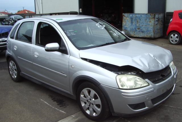 2004 HOLDEN BARINA TRANSMISSION/GEARBOX