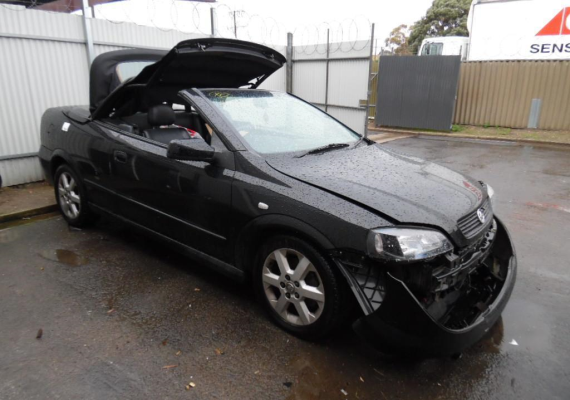 2004 HOLDEN ASTRA TS TRANSMISSION/GEARBOX