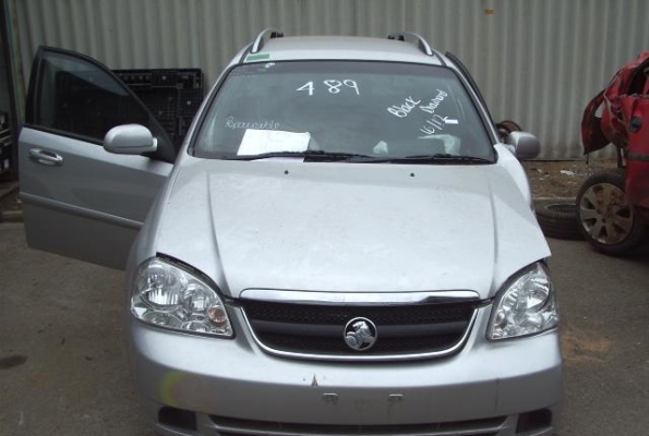 2008 HOLDEN VIVA 1.8L MULTI POINT F/INJ TRANSMISSION/GEARBOX
