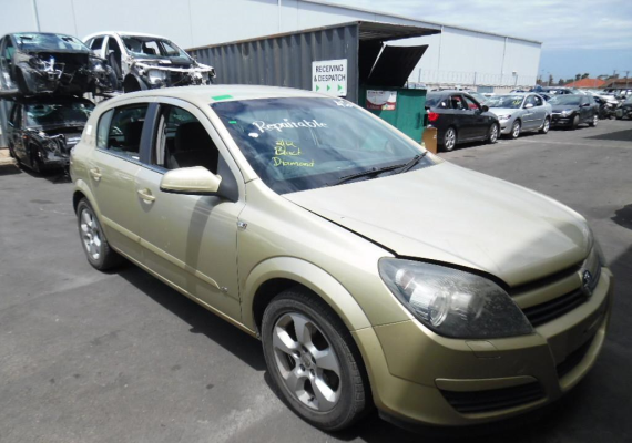 2007 HOLDEN ASTRA AH TWIN TOP 2.2L MULTI POINT F/INJ STARTER MOTOR