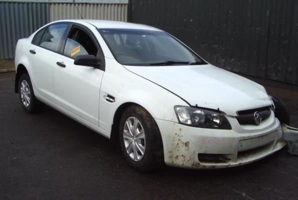 2006 HOLDEN COMMODORE VE TRANSMISSION/GEARBOX