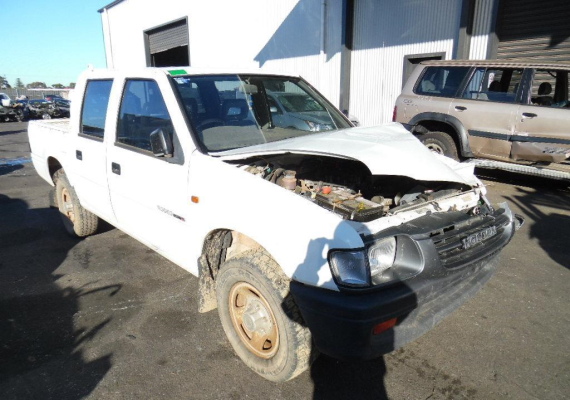 2000 HOLDEN RODEO TRANSMISSION/GEARBOX