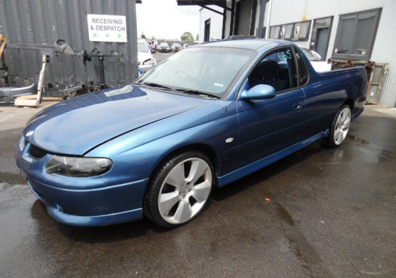 2001 HOLDEN COMMODORE ENGINE LONG