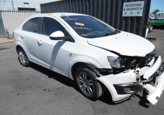 2012 HOLDEN BARINA TM 1.6L MULTI POINT F/INJ PWR STEER RACK