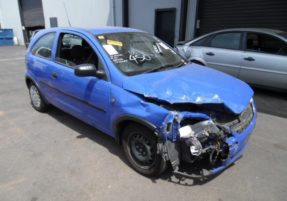 2005 HOLDEN BARINA TRANSMISSION/GEARBOX
