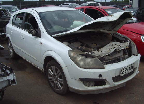 2008 HOLDEN ASTRA TRANSMISSION/GEARBOX