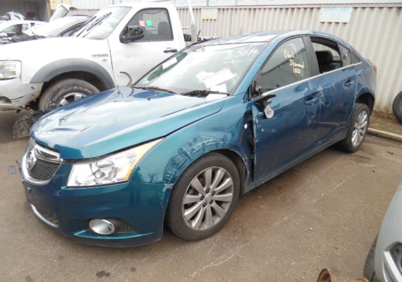2011 HOLDEN CRUZE JH CONTROL ARM LOWER LF
