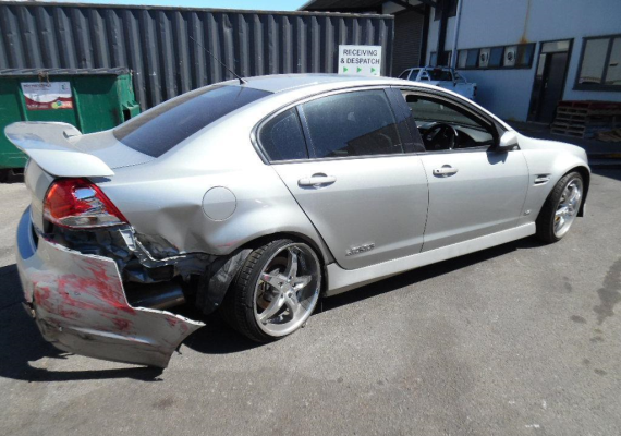 2008 HOLDEN COMMODORE VE PWR STEER RACK