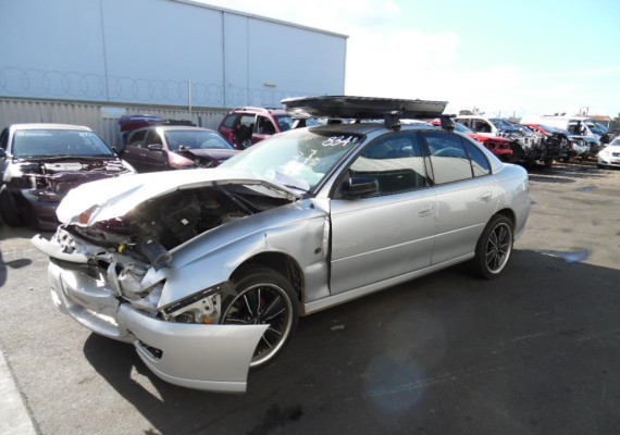 2006 HOLDEN COMMODORE TRANSMISSION/GEARBOX