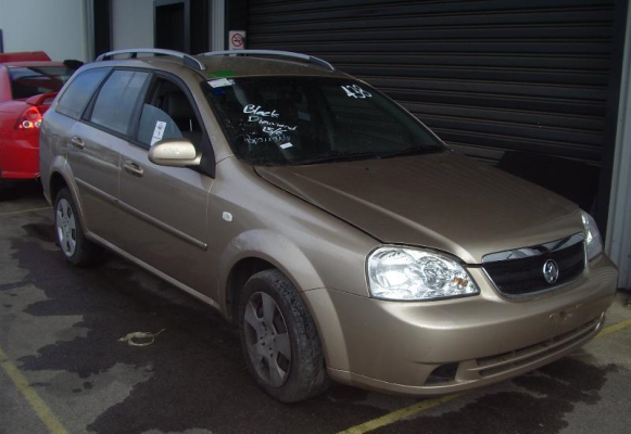 2006 HOLDEN VIVA JF EQUIPE 1.8L MULTI POINT F/INJ TRANSMISSION/GEARBOX